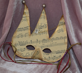 Katherine's Collection Jester Mask