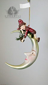 Christmas Tree Elf Decoration