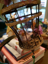 Katherine's Collection Bird Lady Display