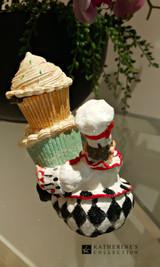 Katherine's Collection Chef Cake Trinket Box