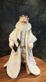 Katherine's Collection Royal Santa Doll