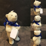 Christmas Polar Bear Tree Or Table Ornament Display