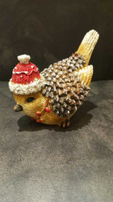 Christmas Robin Ornament Decoration