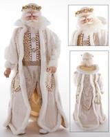 Katherine's Collection Royal Santa Doll Display 61cm Tall