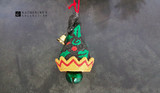 Katherine's Collection Elf Hat Christmas Tree Ornament