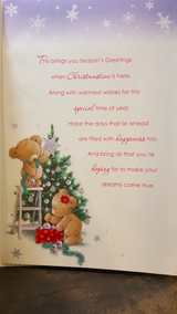 Christmas Card Someone Special