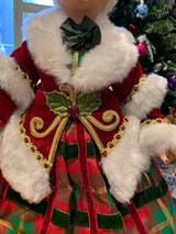 Katherine's Collection Mrs Clause Display Doll