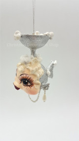Goodwill Kissing Fish Gatsby Tree Ornament
