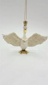 Goodwill Princess Swan Tree Ornament