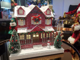 Goodwill Christmas LED House Display