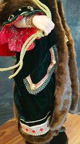 Katherine's Collection Old World  Santa Doll