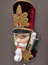 Katherine's Collection Nutcracker Door knocker SOLD OUT