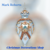 Welcoming Mark Roberts Jewel King Baubles To Our Online Site