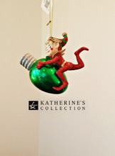 Katherine' Collection Elf Christmas Tree Decoration