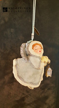 Katherine's Collection Angel Tree Decoration
