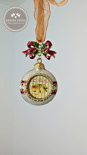 Vintage Photo Christmas Bauble