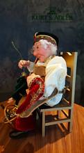 Christmas Doll Puppet Maker Kurt's Adler