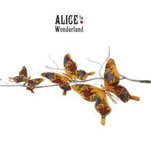Alice In Wonderland Butterfly Set