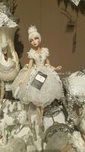 Katherine's Collection Christmas Ballerina Doll