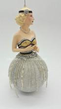 Goodwill Gatsby Lady Ball Christmas Decoration
