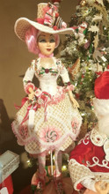 Katherine's Collection 2019 Sweet Christmas Girl Doll