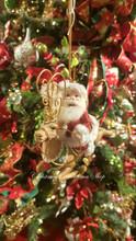 Katherine's Collection 2018 Santa Riding Deer Decoration