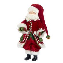 Night Before Christmas Santa Doll 48cm