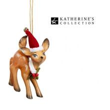 Katherine's Collection Standing Reindeer 14cm