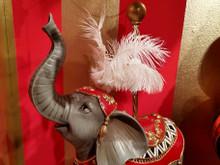 Goodwill 2019 Circus Elephant Carousel