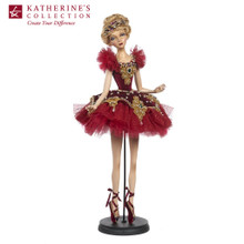 Katherine's Collection 2019 Standing Fairy Doll Display