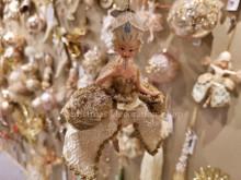 Goodwill 2019  Victorian Lady Tree Ornament