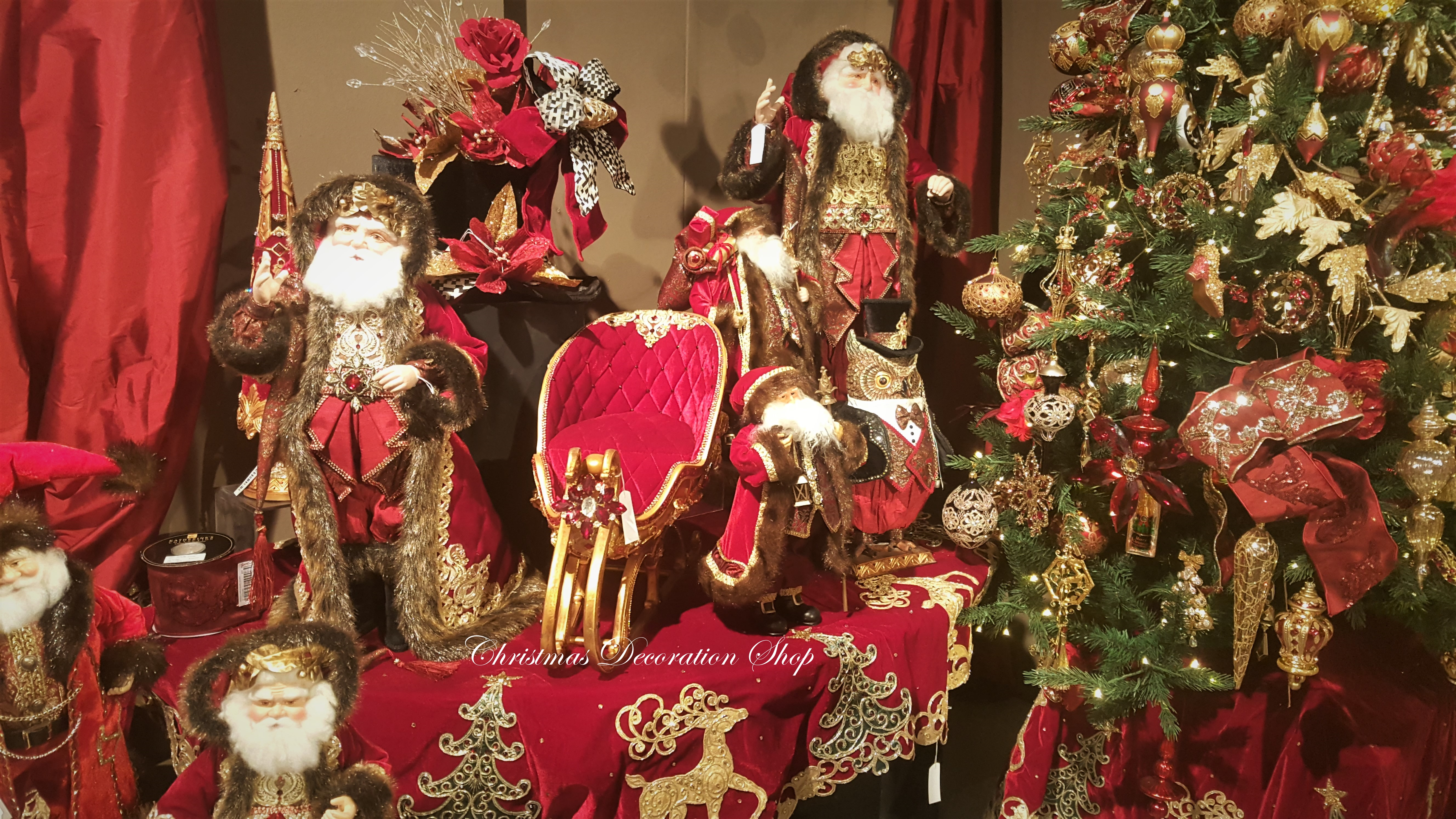 Christmas Decorations Online Shop - Christmas Ornaments - Free UK ...