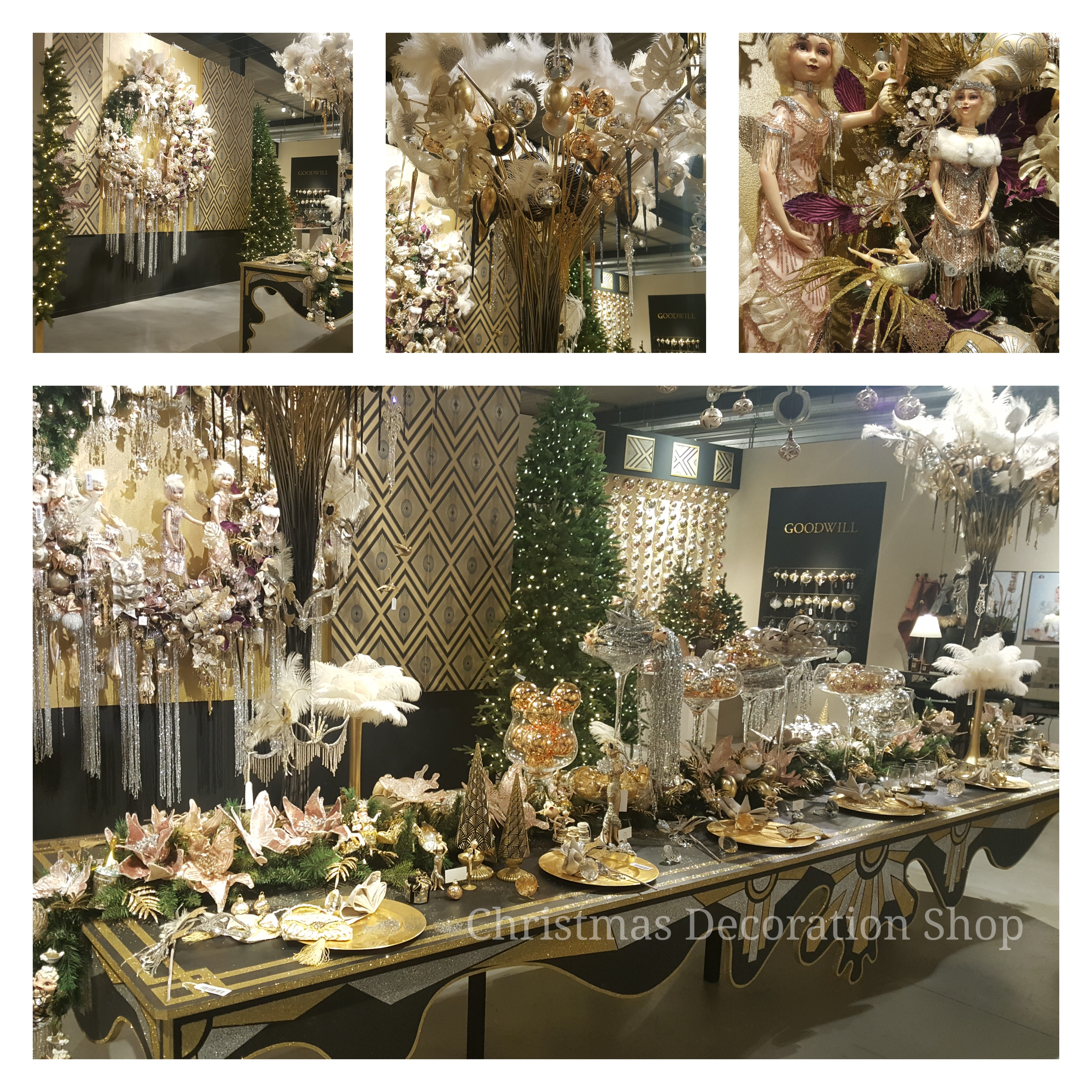 Decoration Shop Online: Christmas Season 2018 At Goodwill Showroom