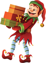 elf - christmas decoration