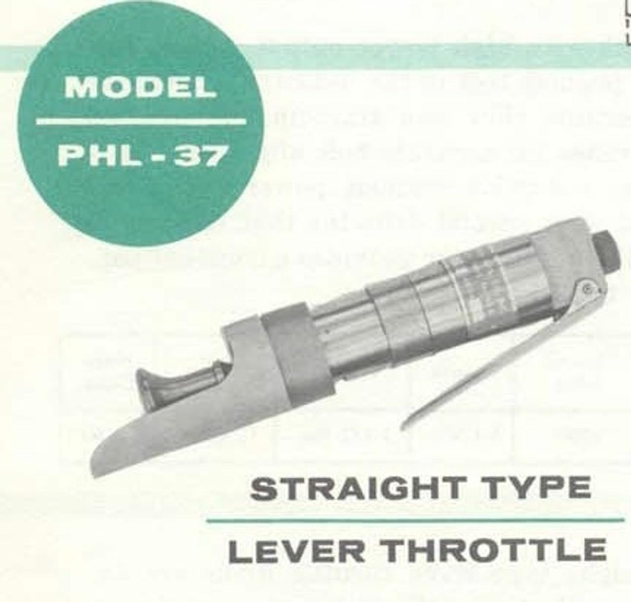 Morlin Model 5200  Air Pittsburgh Lock Hammer USA