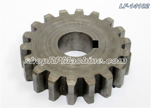14102 Lockformer Steel Gear