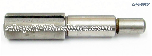 14667 Pinion Shaft for Vulcan Plasma Cutter