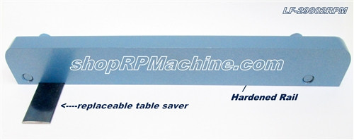 29802RPM Hardened Gauge Bar, Entrance and Exit Guide