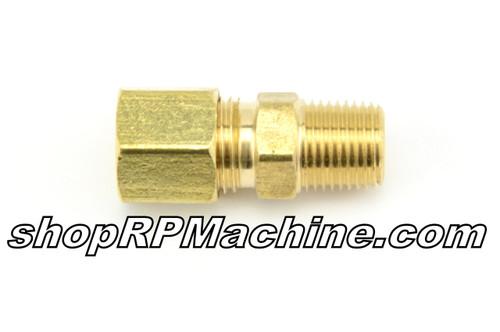66610 Lockformer Connector, Half Union (C8967B)