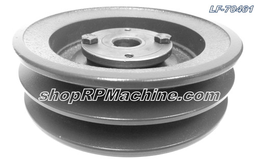70461 V Belt Pulley for Lockformer 20 Super Speed Pitts