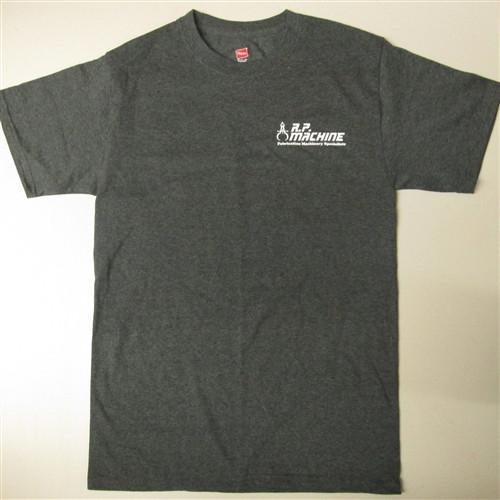 RPMachine Gray T-Shirt