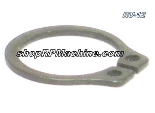 Ruoff #12 Connecting Link Pin Retaining Ring