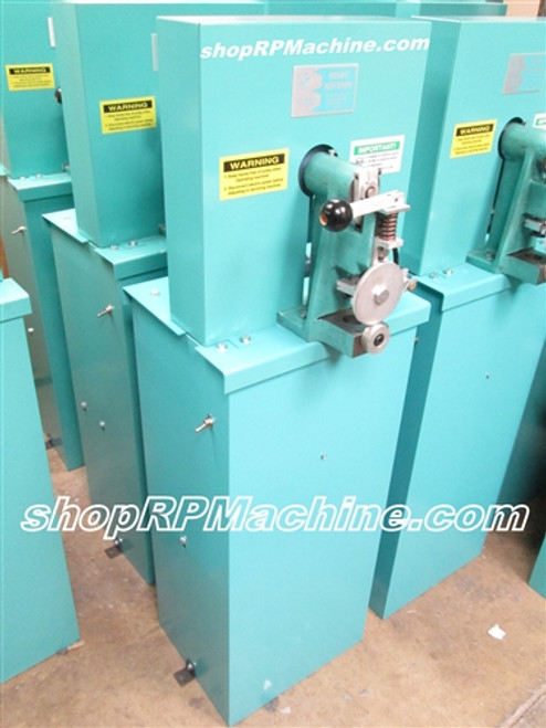 Ruoff Notcher With V Punch and Die