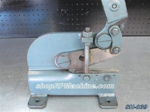 SH-039 Roper Whitney Pexto #39 Bench Shear - Used