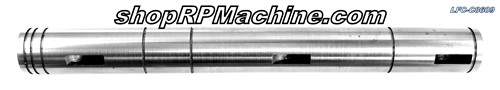 C8609A Lockformer Roll Shaft