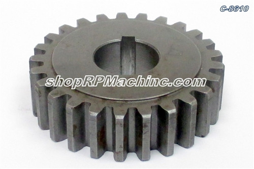 "C8610A Lockformer Roll Driven Gear - 1"" Wide"