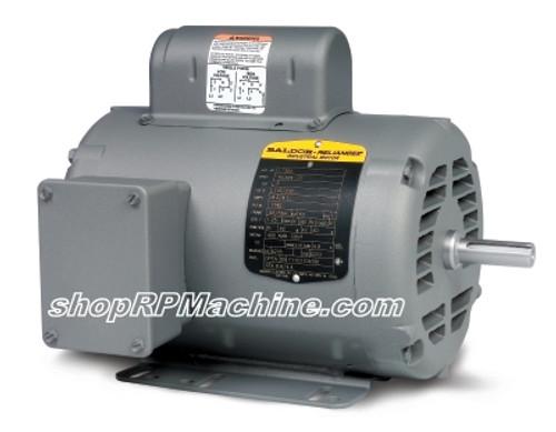 80041 Lockformer Motor - 1 HP - 115/208/230 Volt Single Phase