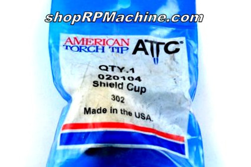 020104 American Torch Tip Sheild Cup