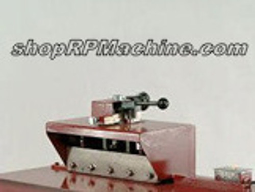 11-000 Flagler Flange Follower Attachment for the 24jr Portable Pittsburgh Machine