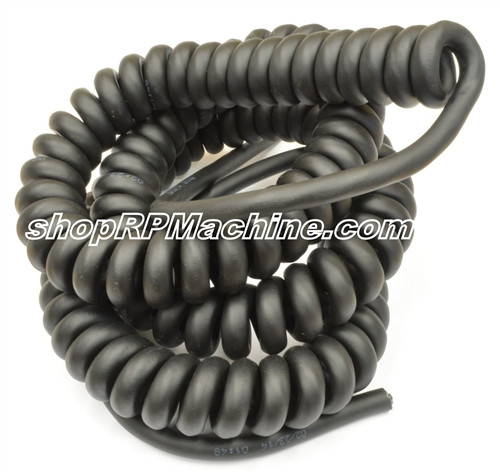 Engel Coiled Cord for Short Side of Shopmaster Table and Magnets